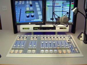 Rubicon SL console, WKZY Gainesville