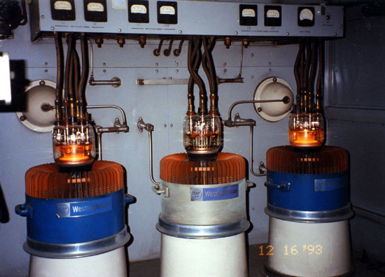 PA section.  Those WL 5891 tubes.