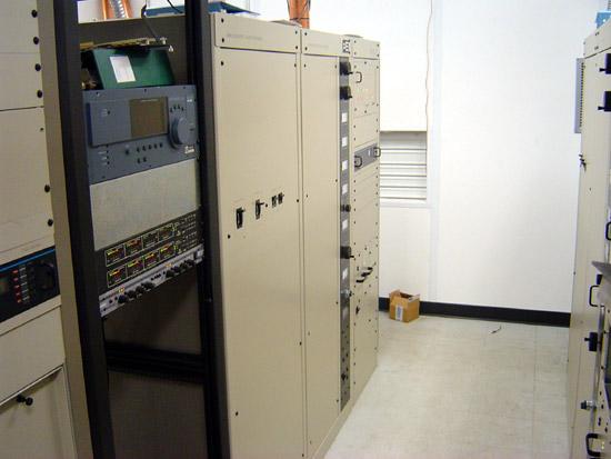 BE FM20T transmitter