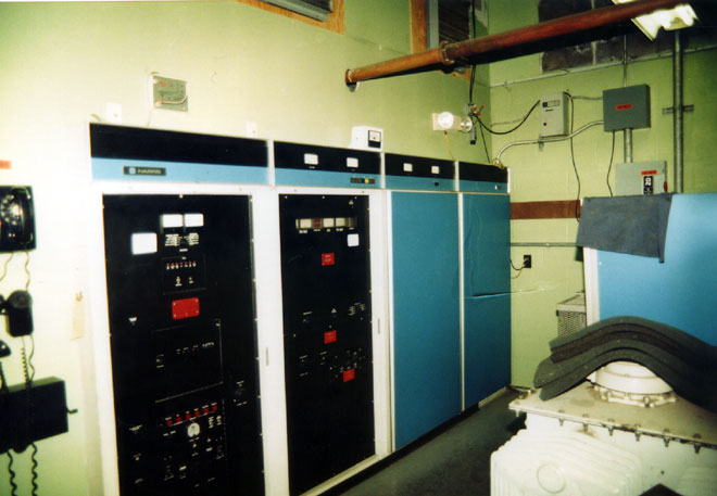 Harris MW-50B, WGY Schenectady, NY