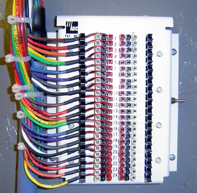 wire terminations engineering radio rh engineeringradio us 110 punch down block wiring diagram
