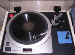 Technics SP-15 Turntable