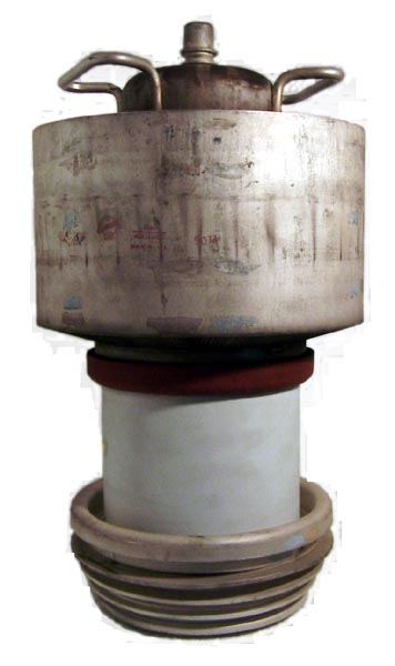 4CX35,000C ceramic vacuum tube