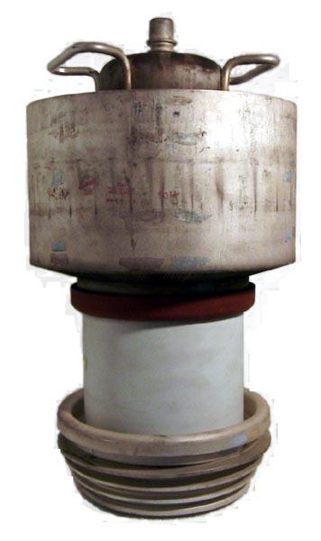 4CX35,000C ceramic vacuum tube