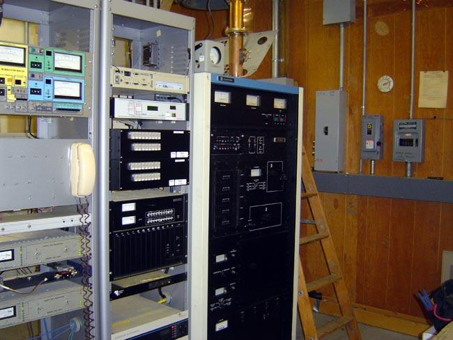 Harris FM25-K transmitter