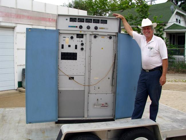 RCA BTF-20E FM transmitter