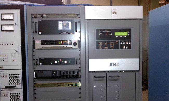 Nautel XR6 Medium wave broadcast transmitter