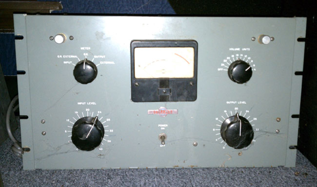 Collins 26-U compressor limiter
