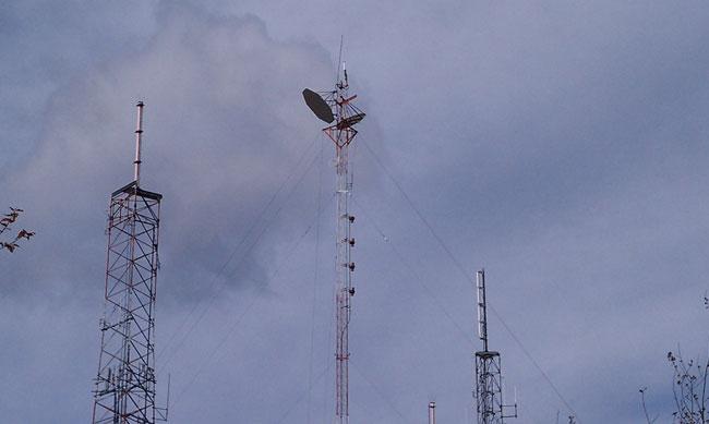 WSPK tower