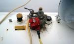 propane tank regulator