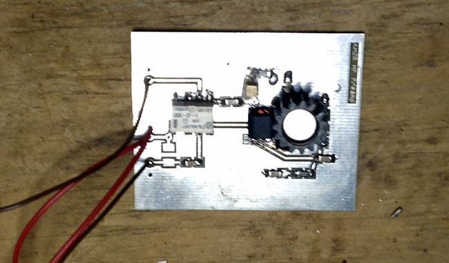 HF preamp based on Norton 1N5109 design