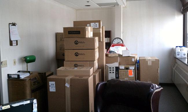 Cumulus Bridgeport new equipment