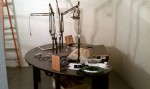 WEBE WICC studio build out
