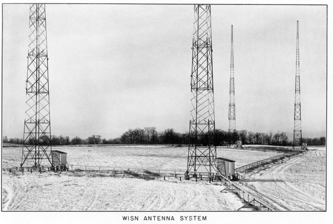 WISN antenna array