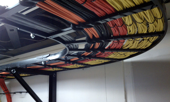 Cumulus Bridgeport wire tray