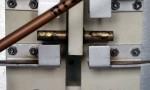 Burned RF contactor
