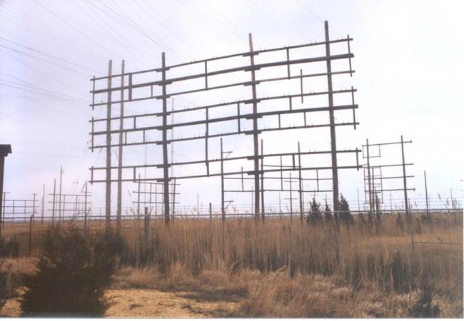 WOO Ocean Gate Radio transmission lines