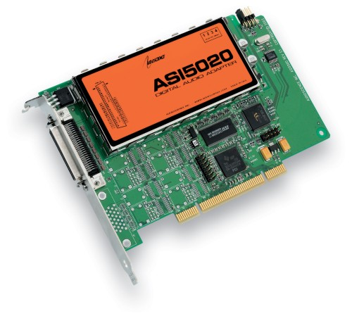 Audio Science ASI 5020 professional sound card