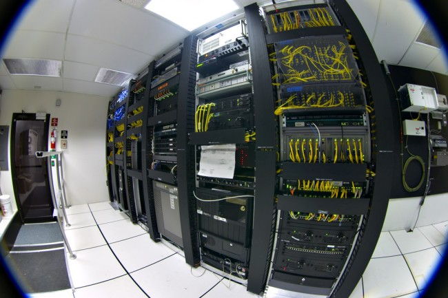 Data Center, courtesy Wikimedia