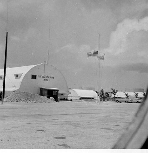 US Coast Guard Guam Depot, circa 1960