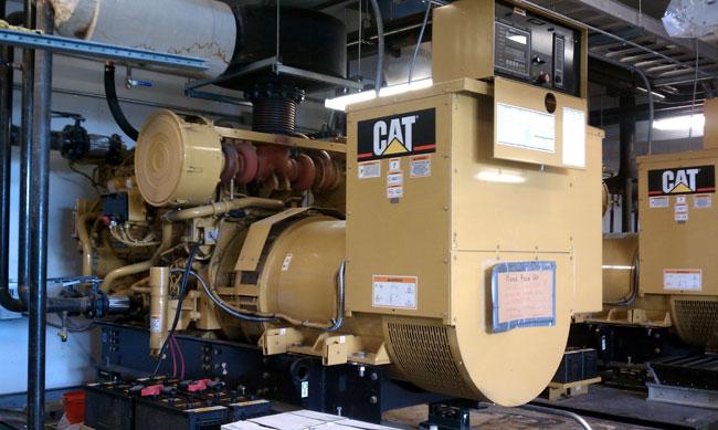 Mount Mansfield generator