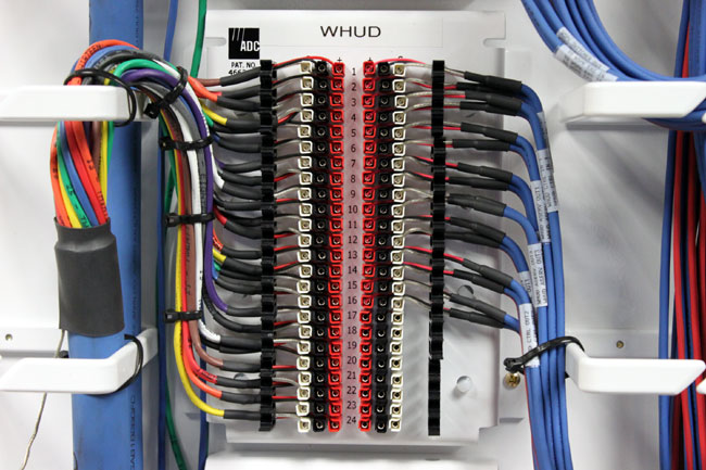 documentation and labeling wire and cable engineering radio rh engineeringradio us 66 Block Wiring Diagram Siemon 110 Block