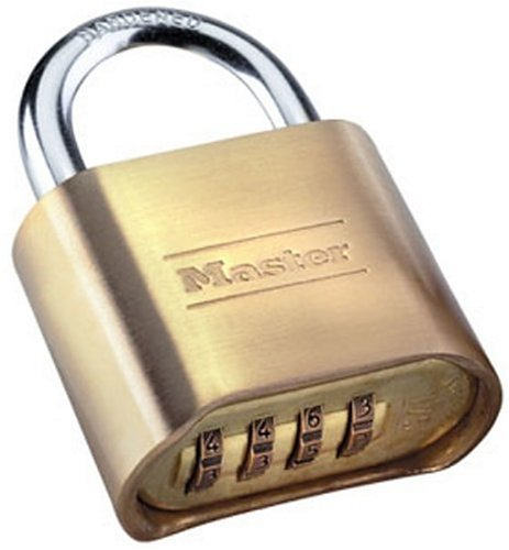 Master self set combination lock
