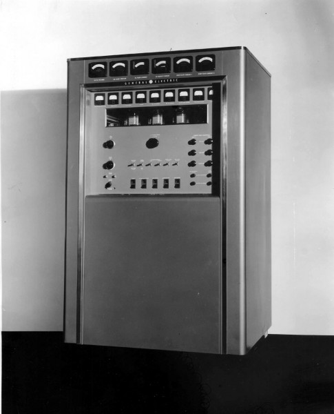 General Electric XT-1-A Standard Broadcast transmitter