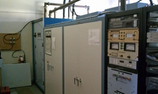 Nautel XL-60 AM transmitter.  WDCD Albany, NY