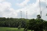 WKZE transmitter site