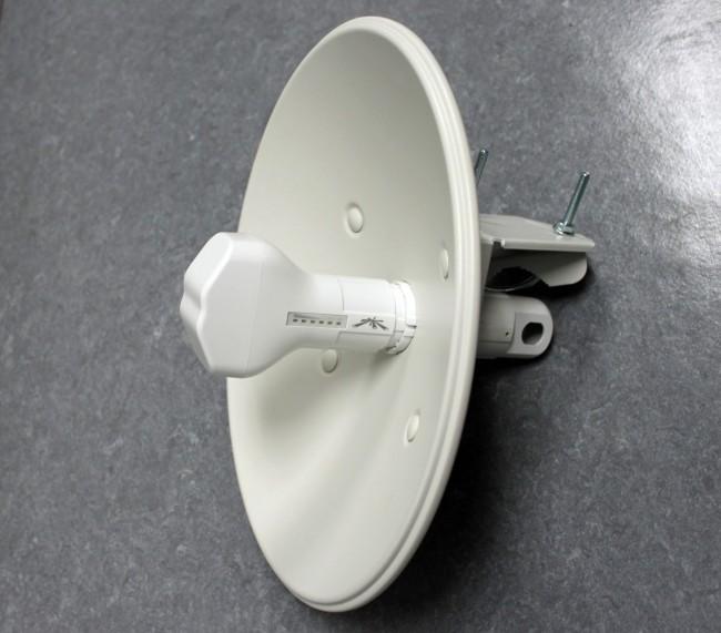 Nanobridge M5 22 dBi antenna