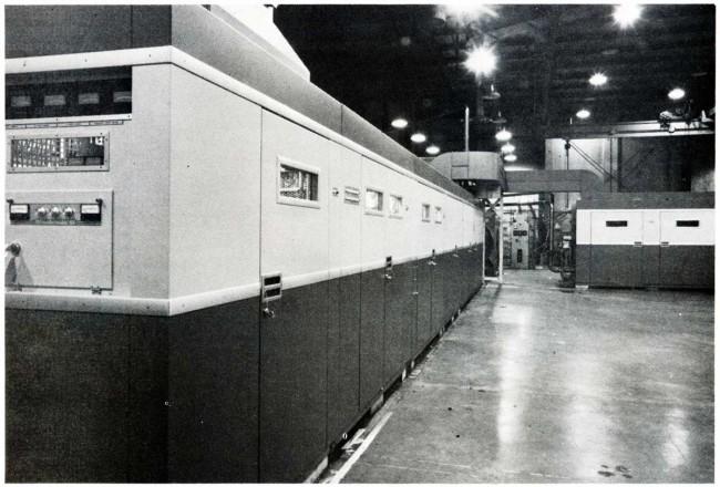 Continental Electronics D323C, Circa 1981