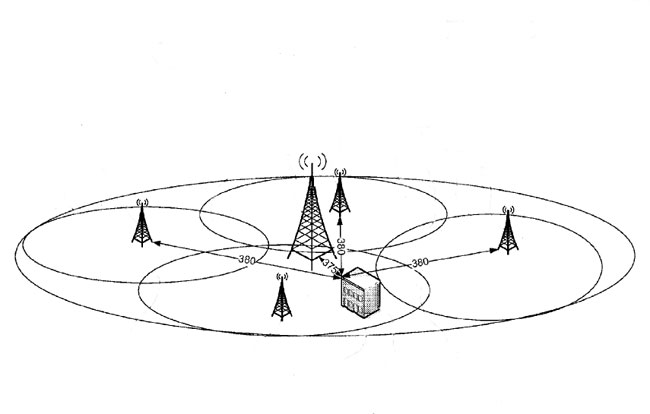 Zone Broadcasting Conceptual Diagram