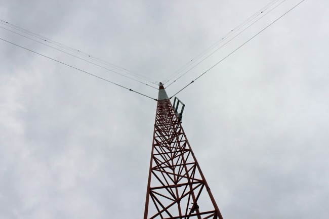 AM broadcast tower