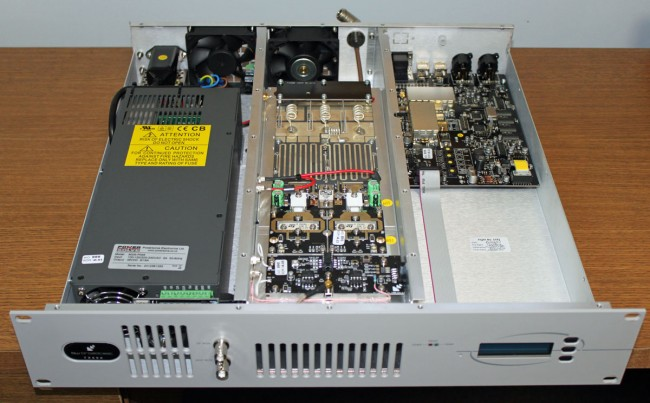 BW Broadcast T600 insides