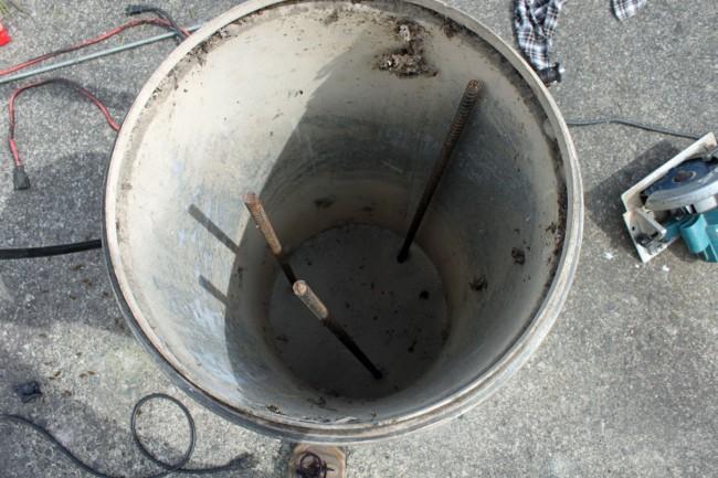 Scientific Atlanta 9000 series dish mount reuse