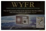 WYFR shortwave signing off