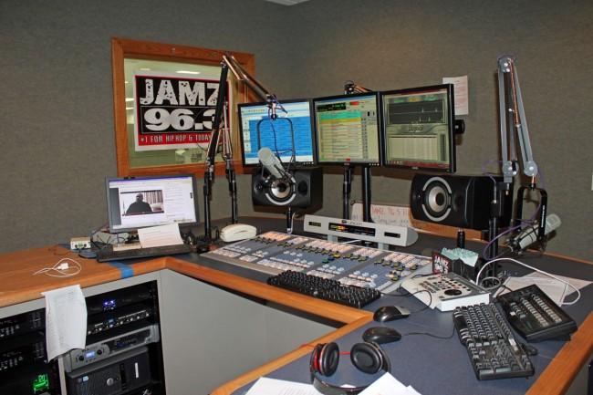 SAS Rubicon console, WAJZ Albany, NY