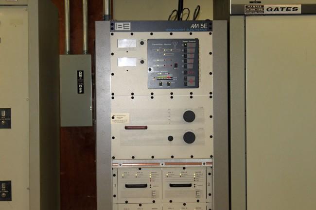 Broadcast Electronics AM5E, WROW, Albany, NY