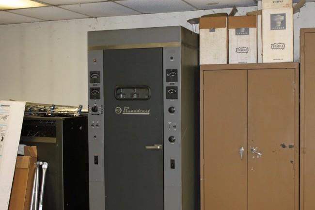RCA BTA1AR former backup transmitter