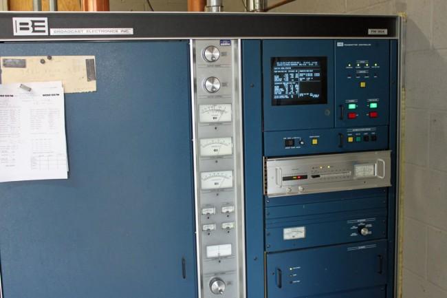 Broadcast Electronics FM35A