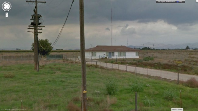 KFIG transmitter, circa 2011