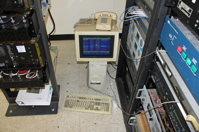 Burk DOS Autopilot/CDL running on Windows 98