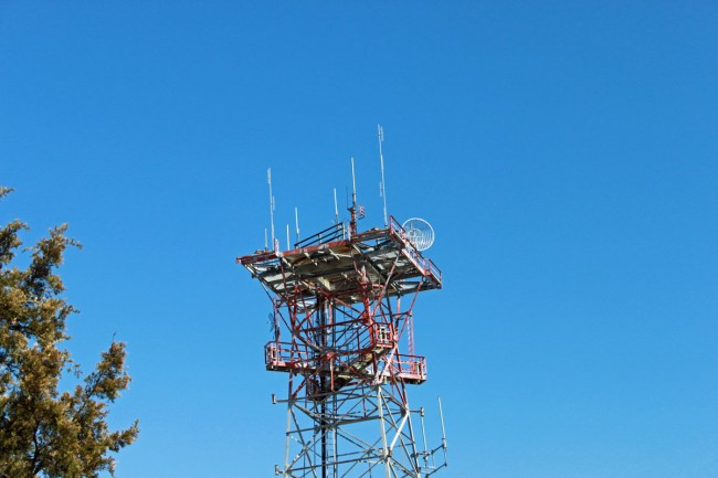 Former ATT tower, Rock CIty NY