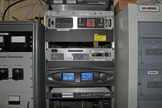 W232AL transmitter, a BW Broadcast TX300 V2