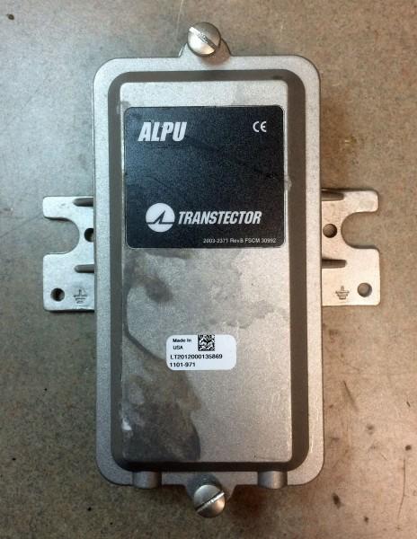 Transtector APLU 1101 series dataline protector