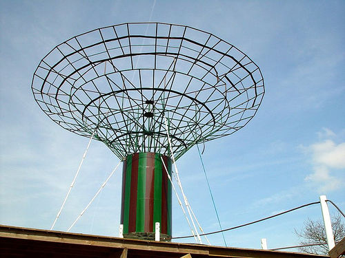 Crossed Field Antenna, Courtesy of Wikipedia
