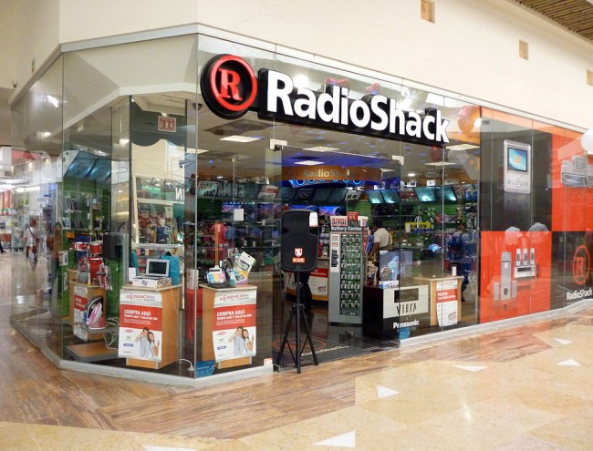 Radio Shack Store, Courtesy of Wikipedia