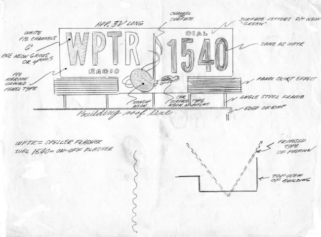 WPTR-billboard