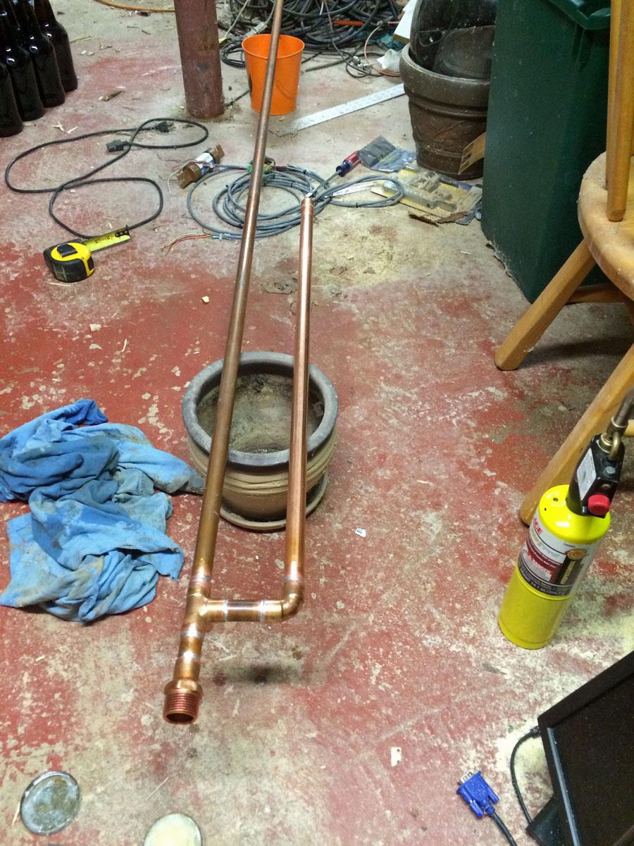 j-pole-assembled